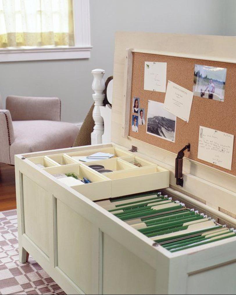 cedar chest filing cabinet