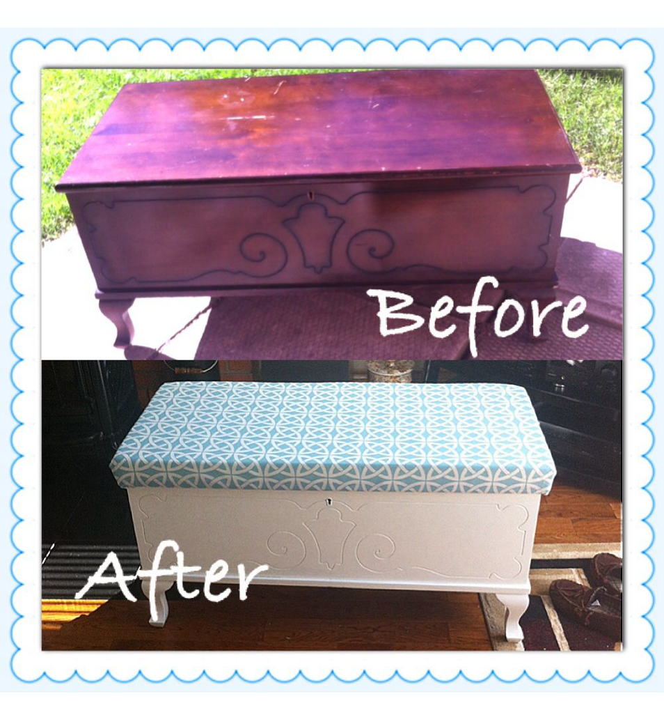 cool cedar chest projects