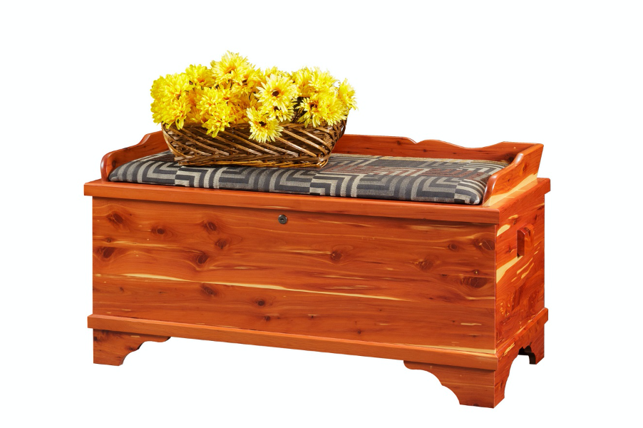 cool uses for cedar chest