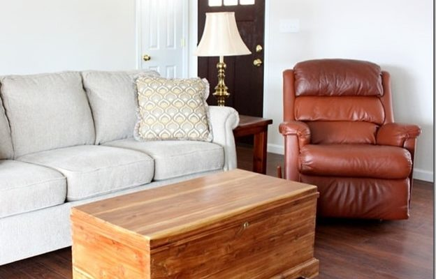 amish handcrafted cedar chest