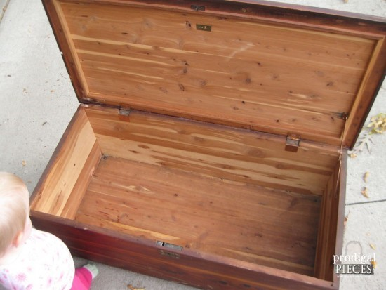how to maintain a cedar chest