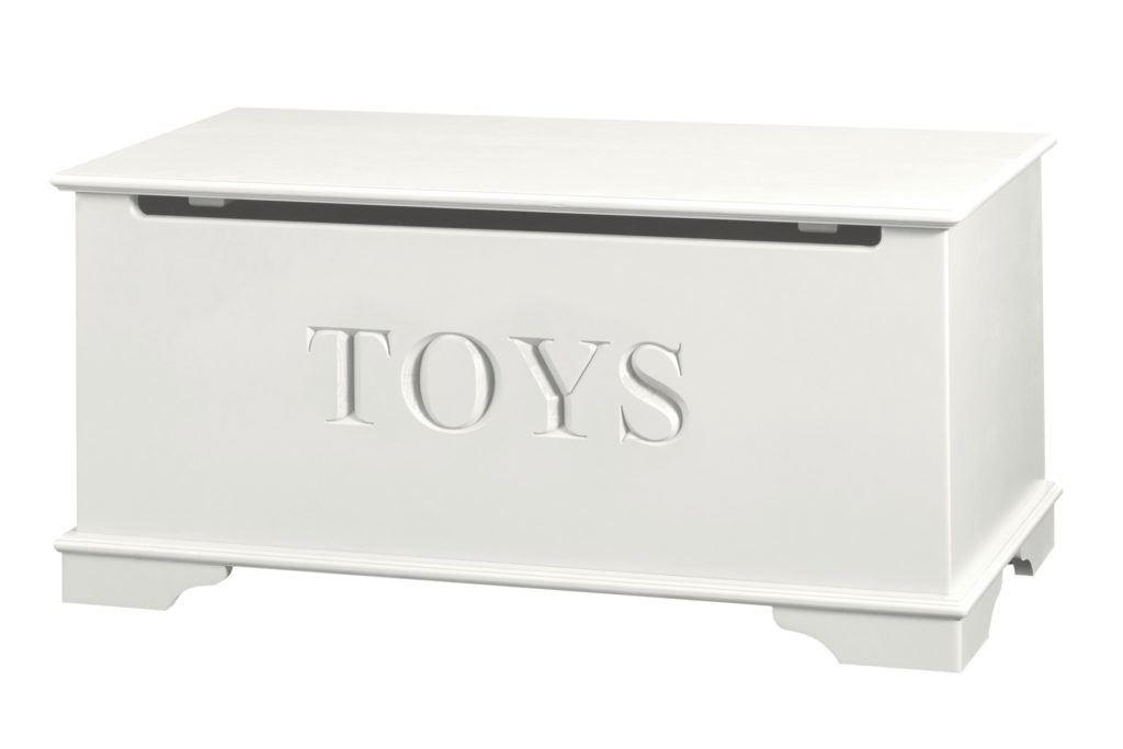 is toy chest safe for kids