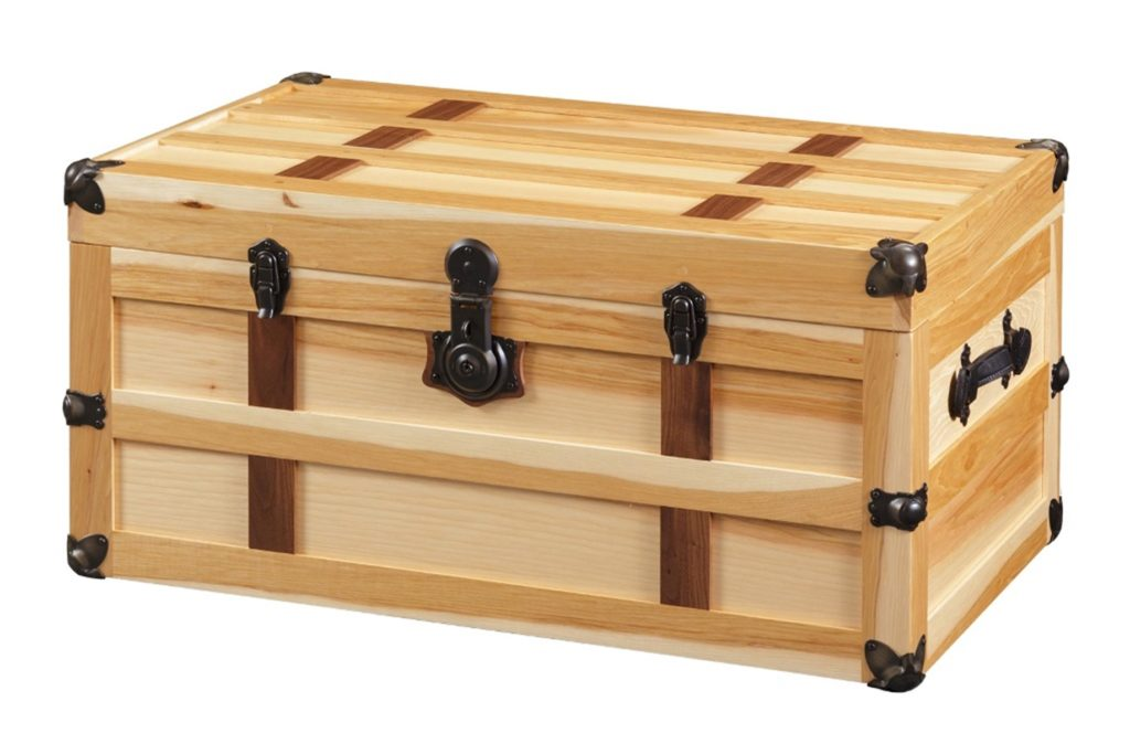 steamer trunk for bedroom