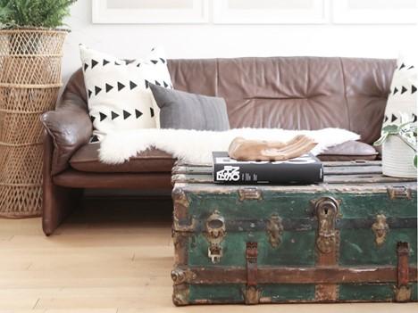 chest trunk handmade