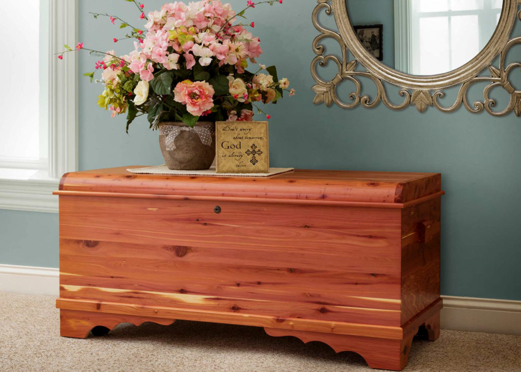 cedar chest is how to protect wool clothing from moths