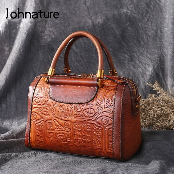 can i store a leather bag in a cedar chest