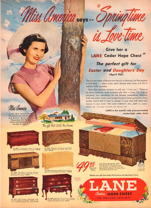 hope chest ad