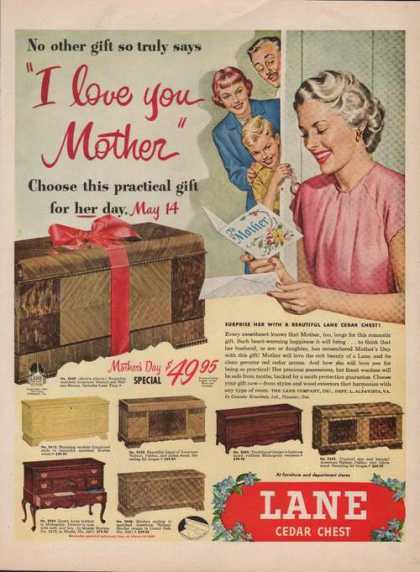 mothers gift hope chest