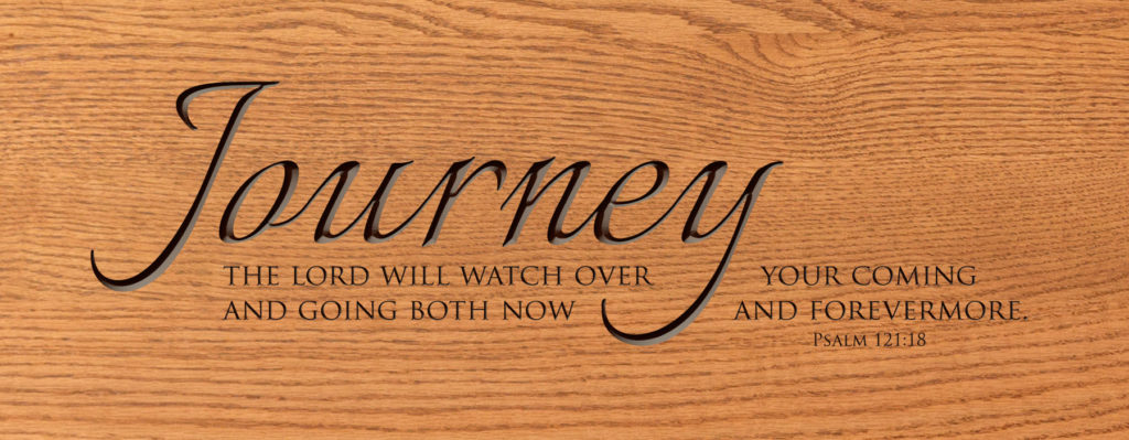 psalm 121 18 the lord will watch over your coming and going now