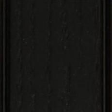 black oak stain