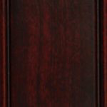 custom wood chest cherry stain options