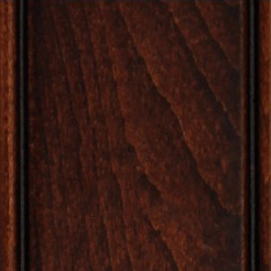 rich cherry maple stain