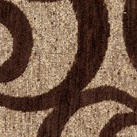 emboss espresso seat fabric