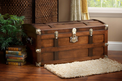 Handmade Trunks & Chests 3